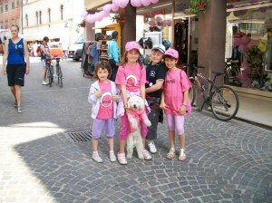 kids with Giro spirit